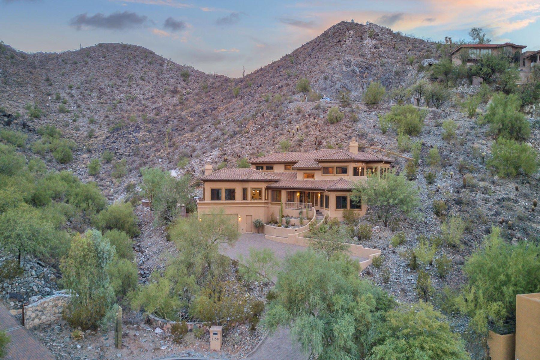 Tatum Canyon 8150 N 47TH ST Paradise Valley, Arizona 85253 Estados Unidos