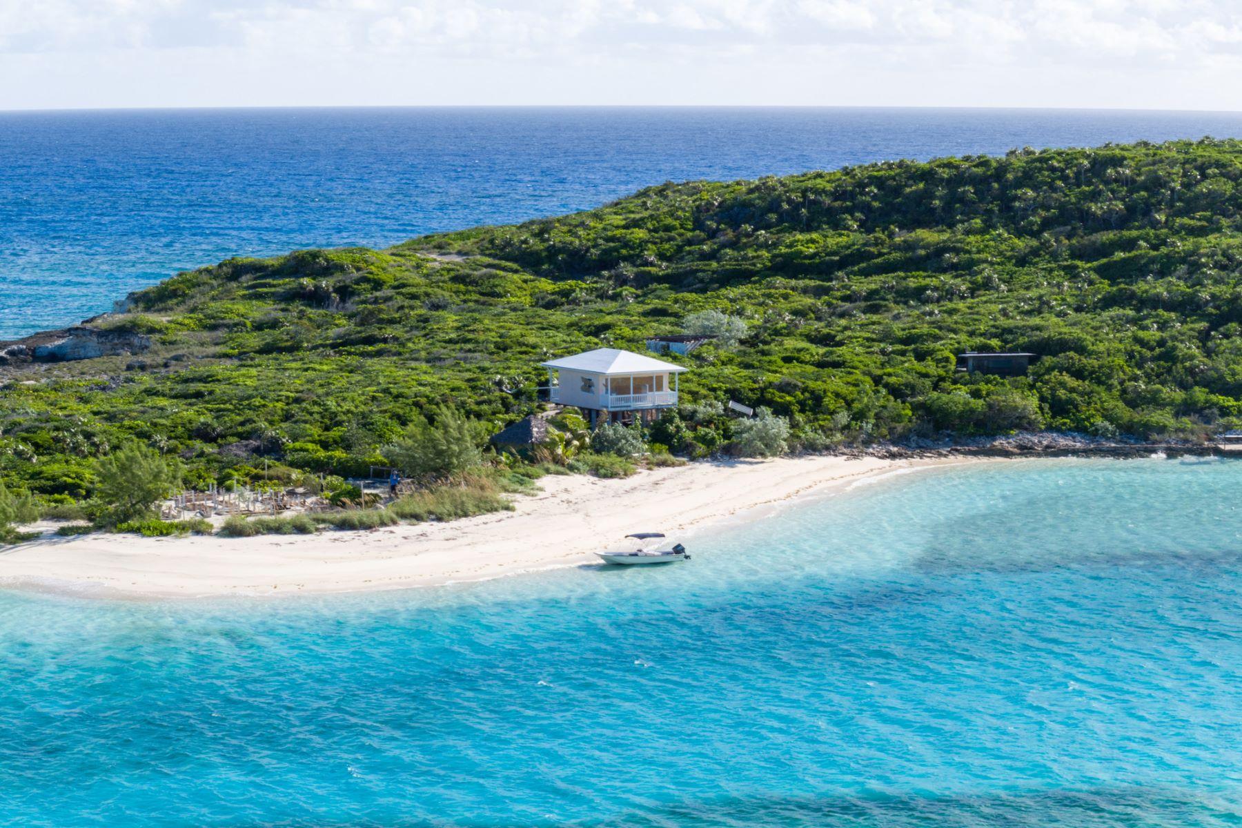 Private Islands pour l Vente à Lumber Cay, Exuma Exuma Cays, Exuma Bahamas