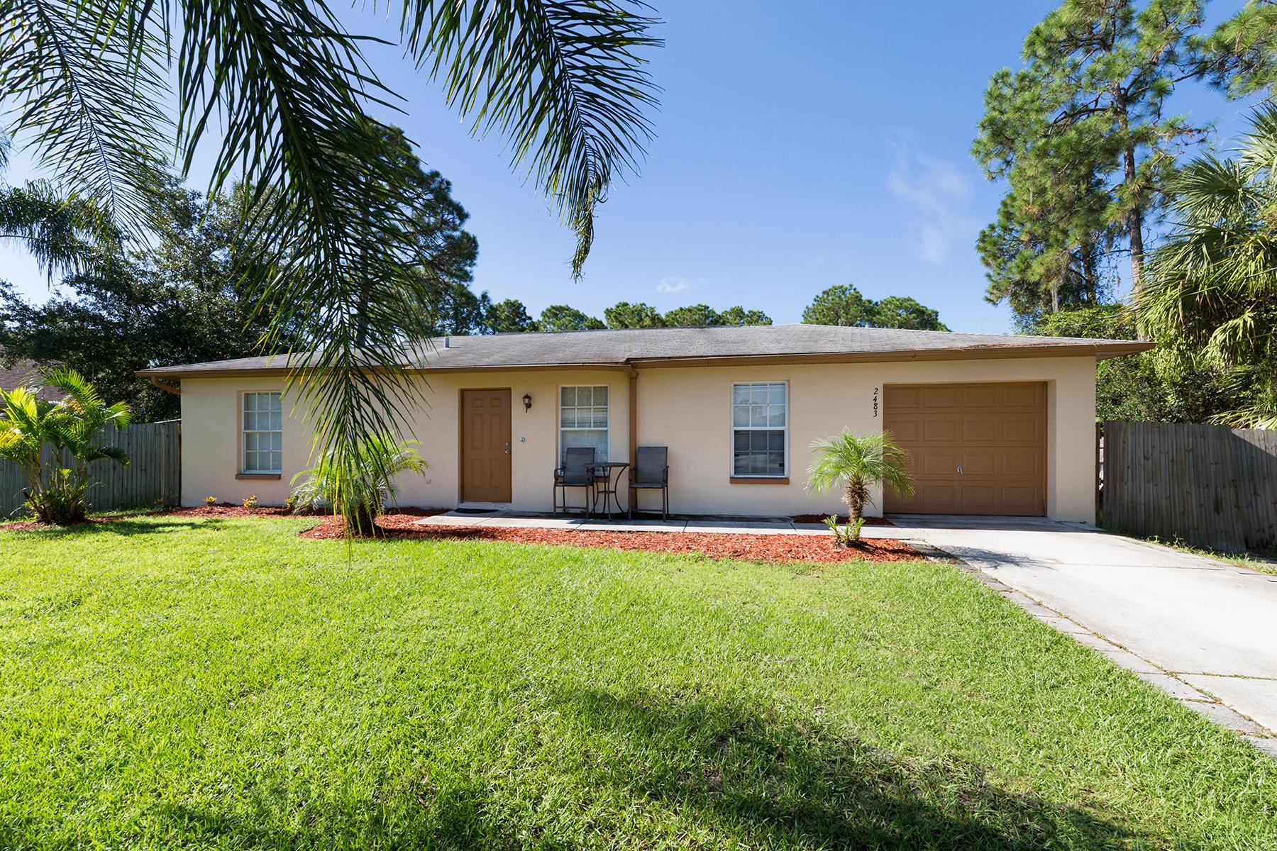 一戸建て のために 売買 アット NORTH PORT 2483 Altoona Ave North Port, フロリダ 34286 アメリカ合衆国