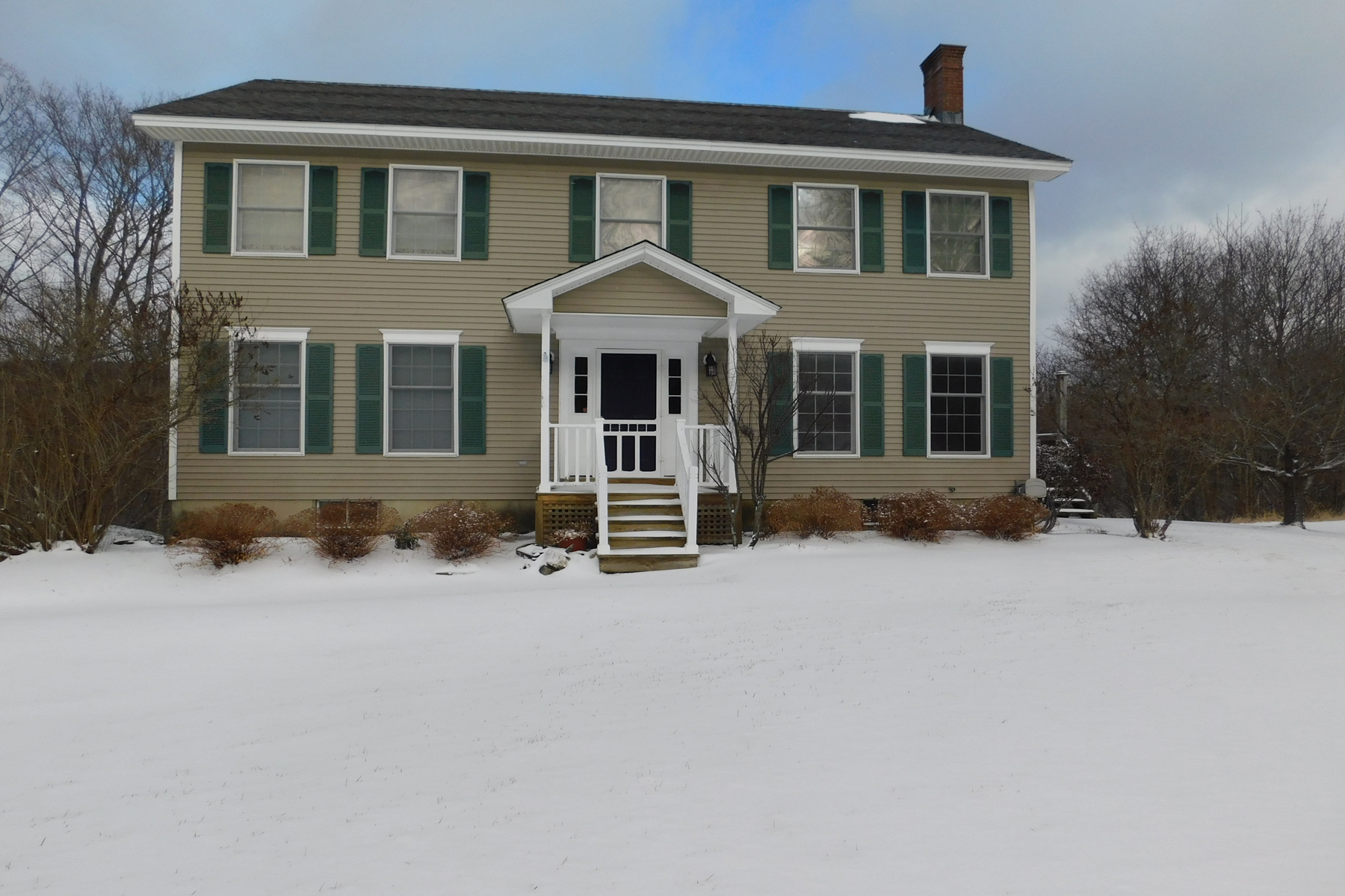 Single Family Homes for Sale at Country living at it's best 2351 Sugar Hill Rd Wallingford, Vermont 05742 United States