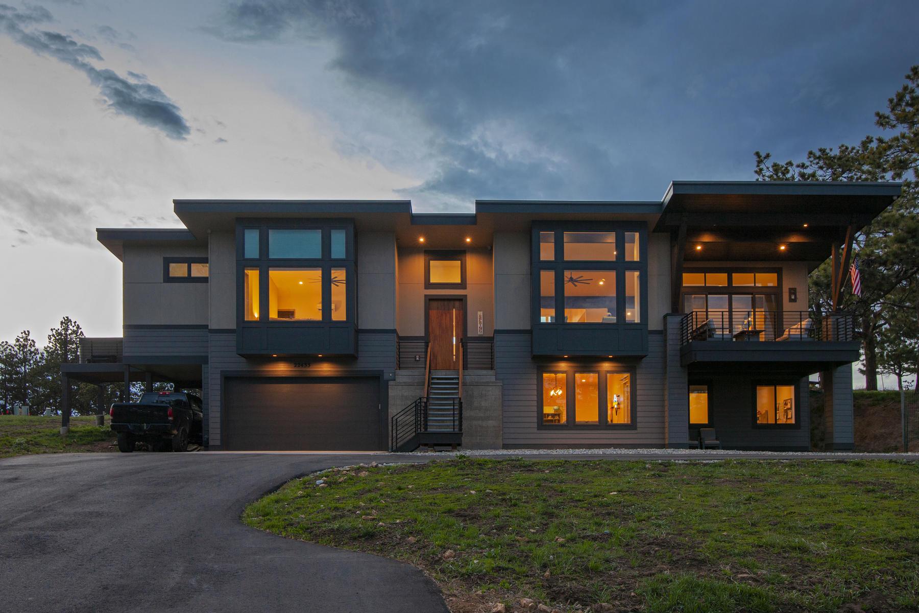 Single Family Homes pour l Vente à Golden, Colorado 80401 États-Unis