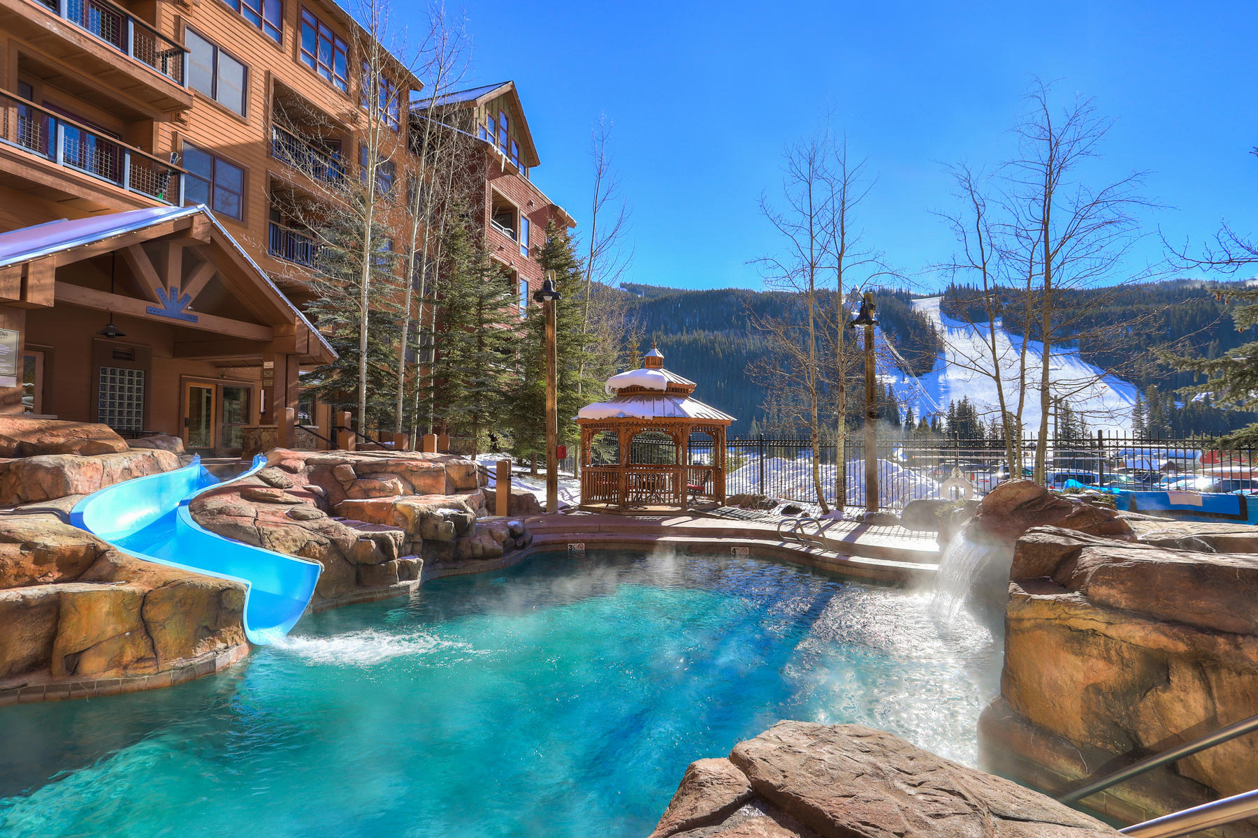 Condominiums for Active at Springs at River Run 53 Hunkidori Court #8874 Keystone, Colorado 80435 United States