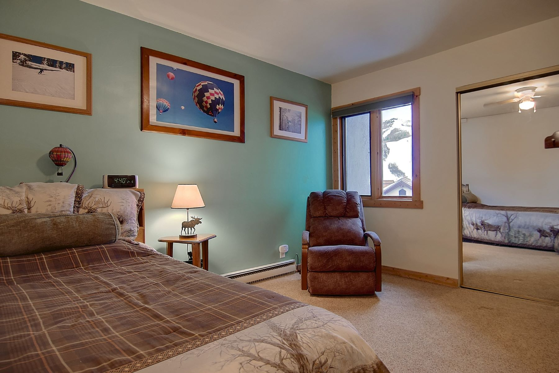 Additional photo for property listing at Panoramic Ski Area Views 1805 River Queen Lane #207 Steamboat Springs, Colorado 80487 Estados Unidos