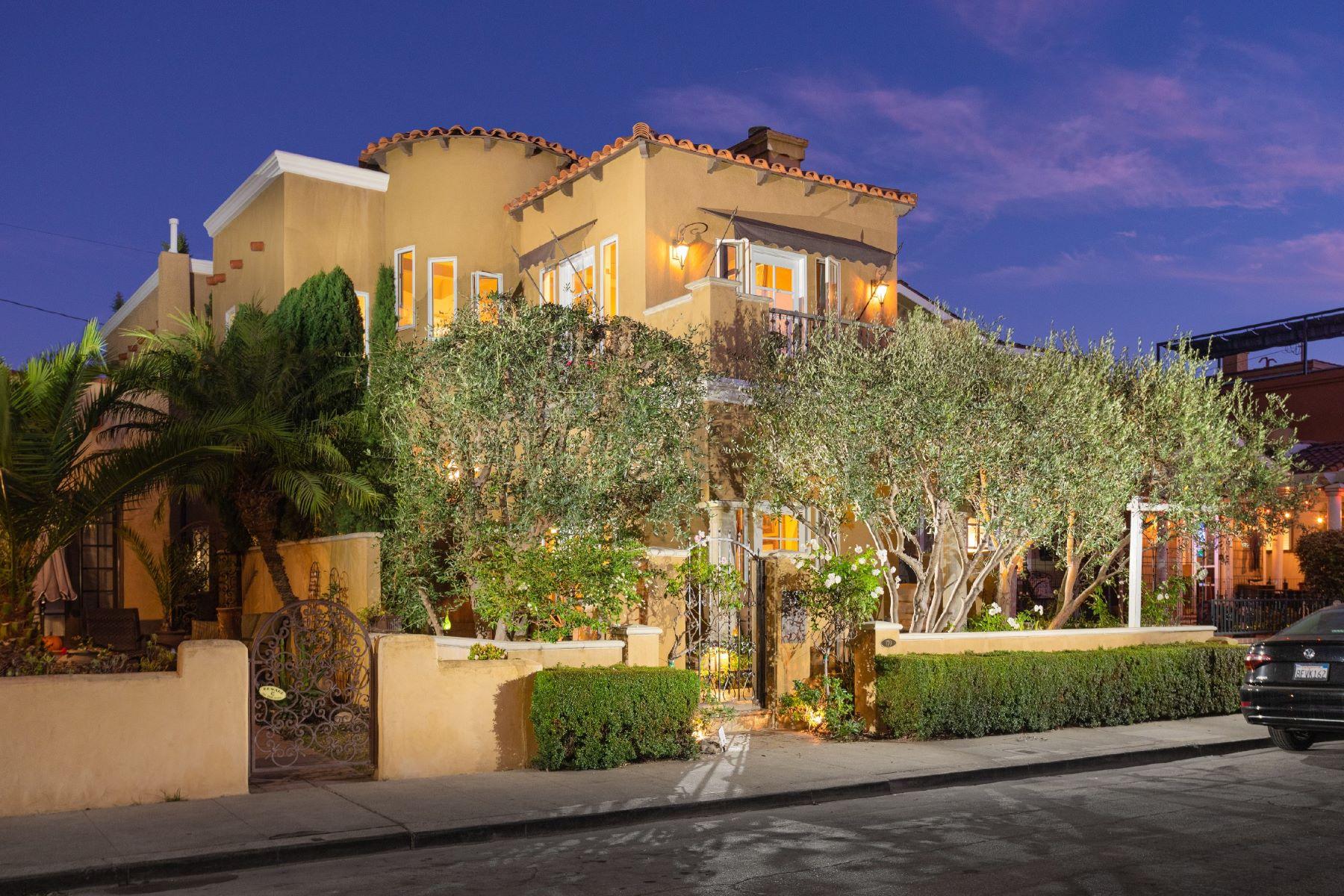 Single Family Homes for Sale at 170 Santa Ana Ave Long Beach, California 90803 United States
