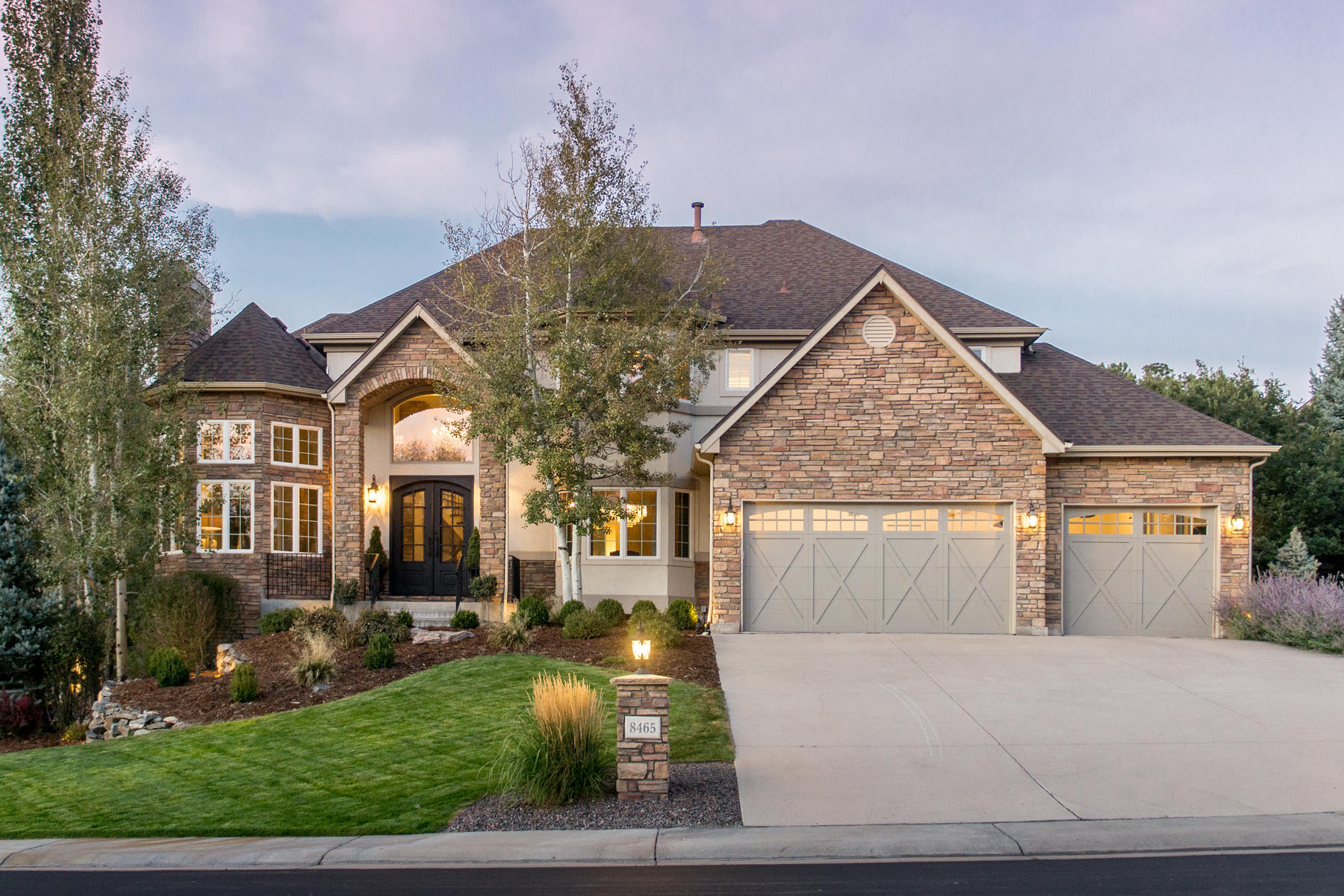 Single Family Home for Active at The Timbers 8465 Windhaven Dr Parker, Colorado 80134 United States
