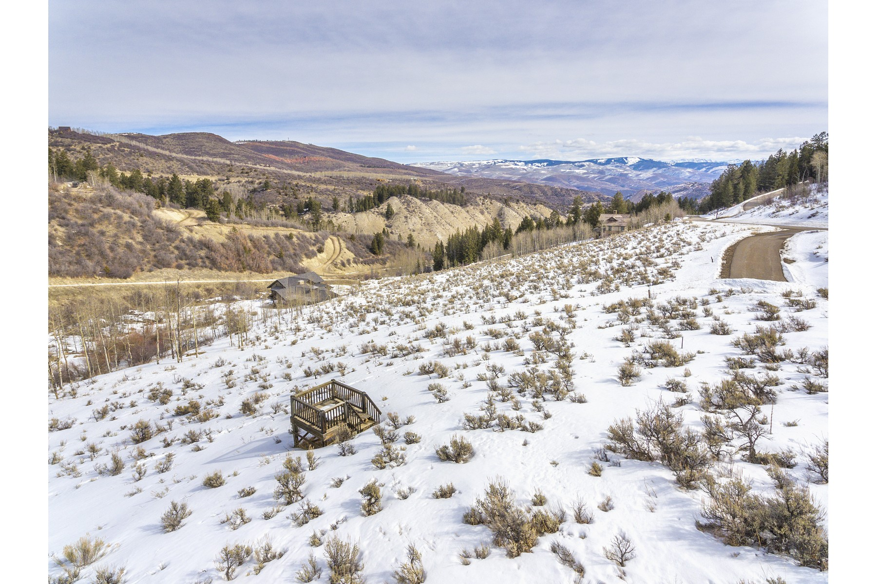 Land for Sale at Sunny gently sloped quiet lot 527 Graham Road, Cordillera The Summit, Edwards, Colorado, 81632 United States