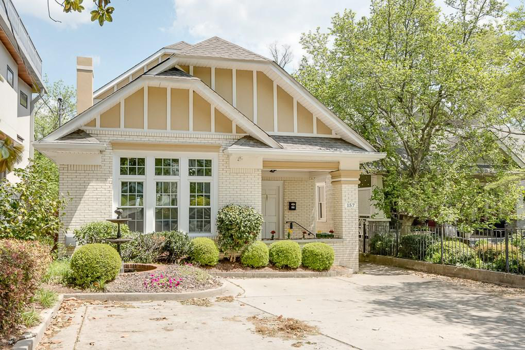 Single Family Home for Sale at Spacious Ansley Park Bungalow 157 The Prado, Ansley Park, Atlanta, Georgia, 30309 United States