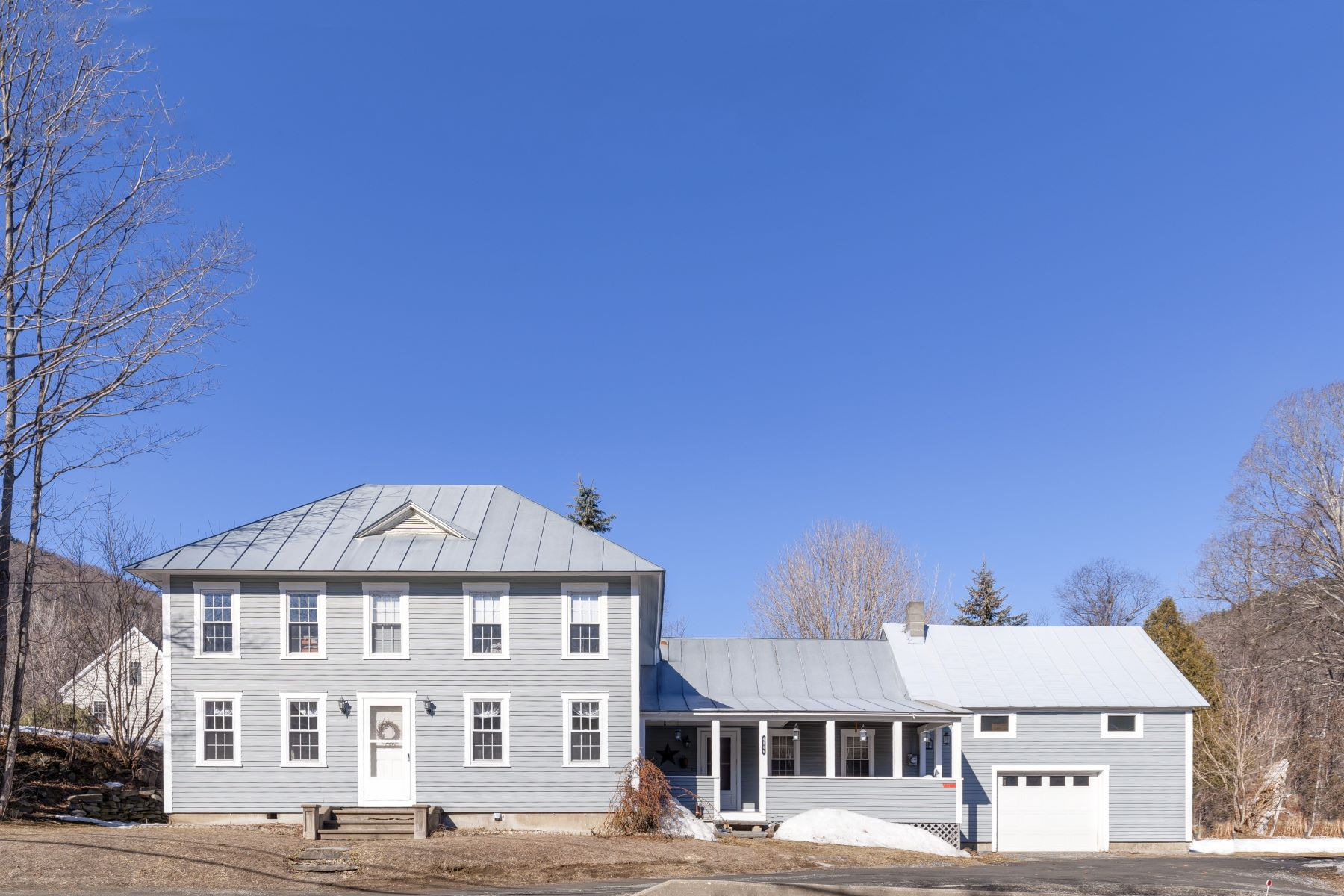 Single Family Home for Sale at 4866 Vermont Rt 14, Sharon Sharon, Vermont, 05065 United States