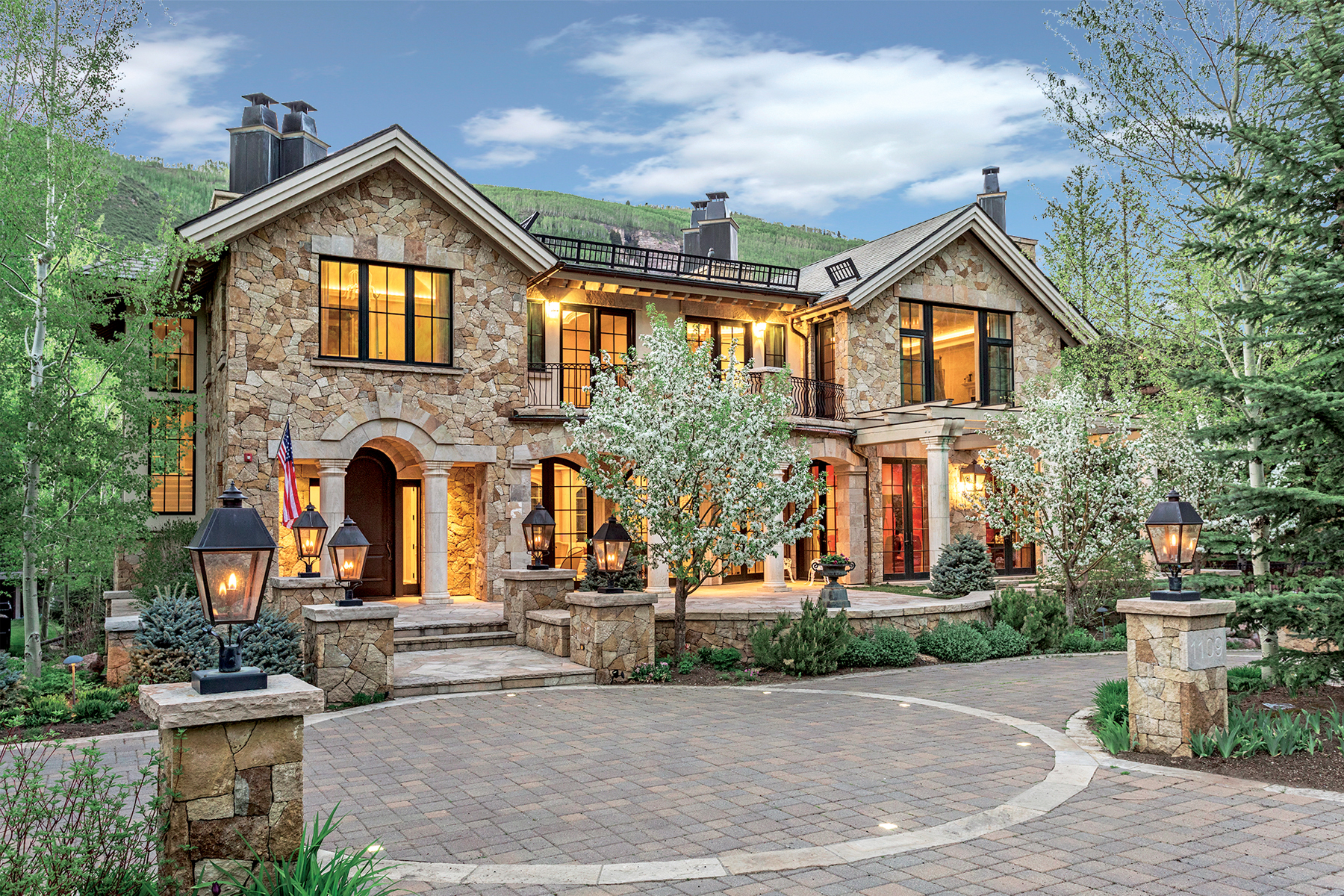 Property for Active at Stately Elegance in Vail Village 1109 Vail Valley Dr. Vail, Colorado 81657 United States
