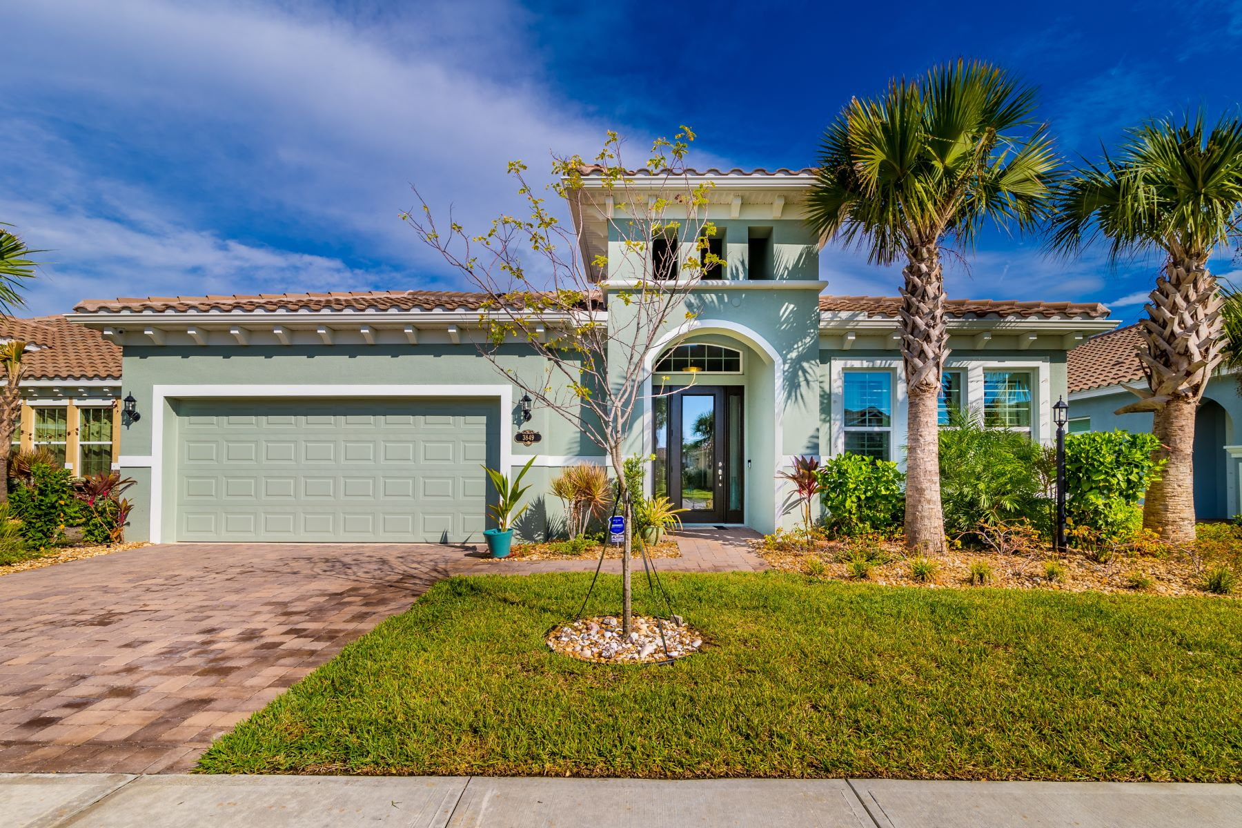 Single Family Home for Sale at Beautiful Home in Beach Oriented Community 3849 Poseidon Way Melbourne, Florida 32903 United States