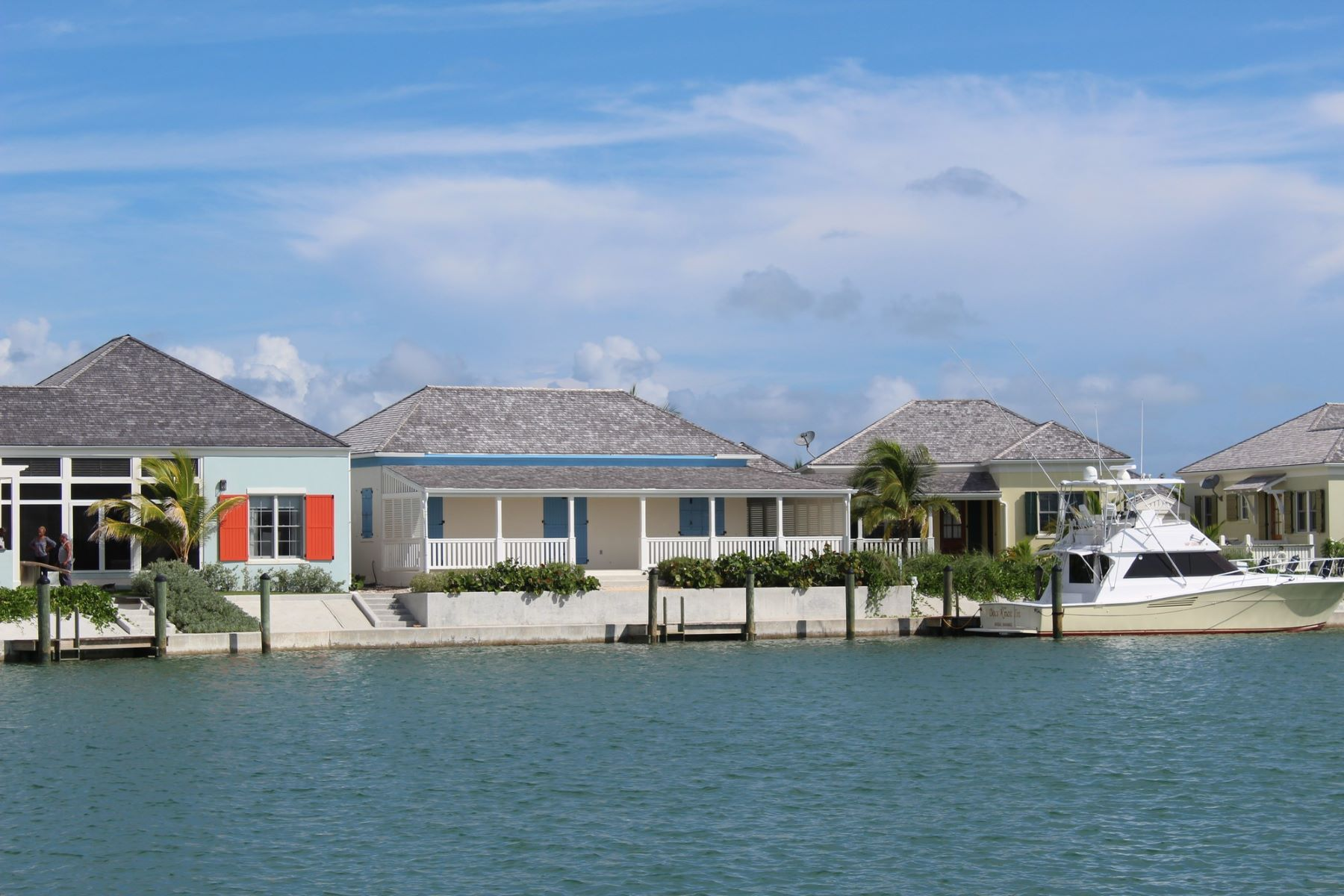 Single Family Home for Sale at Carioca Cottage, The Island at Schooner Bay Village Schooner Bay, Abaco Bahamas