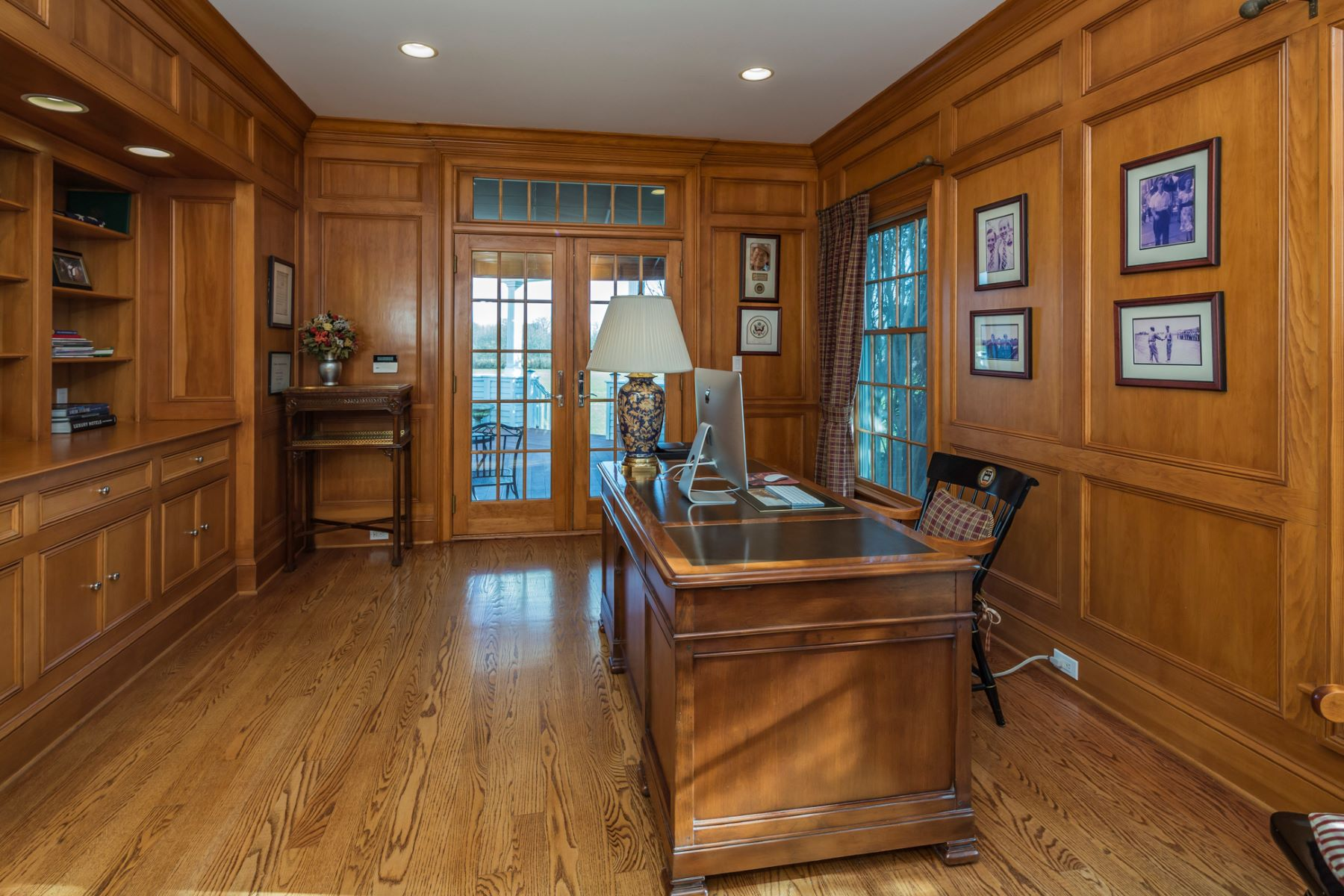 Additional photo for property listing at 6+ Acres - Enchanting Custom Home 81 Petty Road, Cranbury, New Jersey 08512 United States