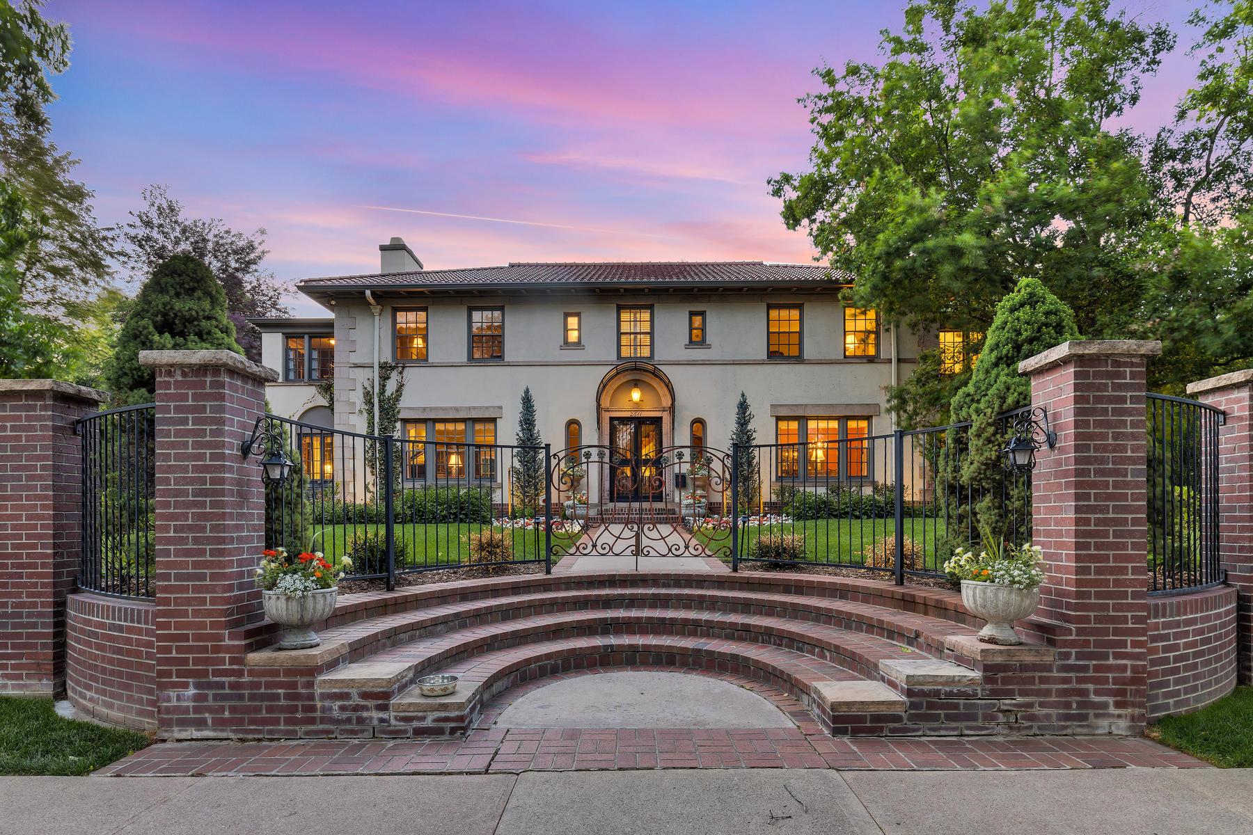 Single Family Homes für Verkauf beim Denver, Colorado 80206 Vereinigte Staaten