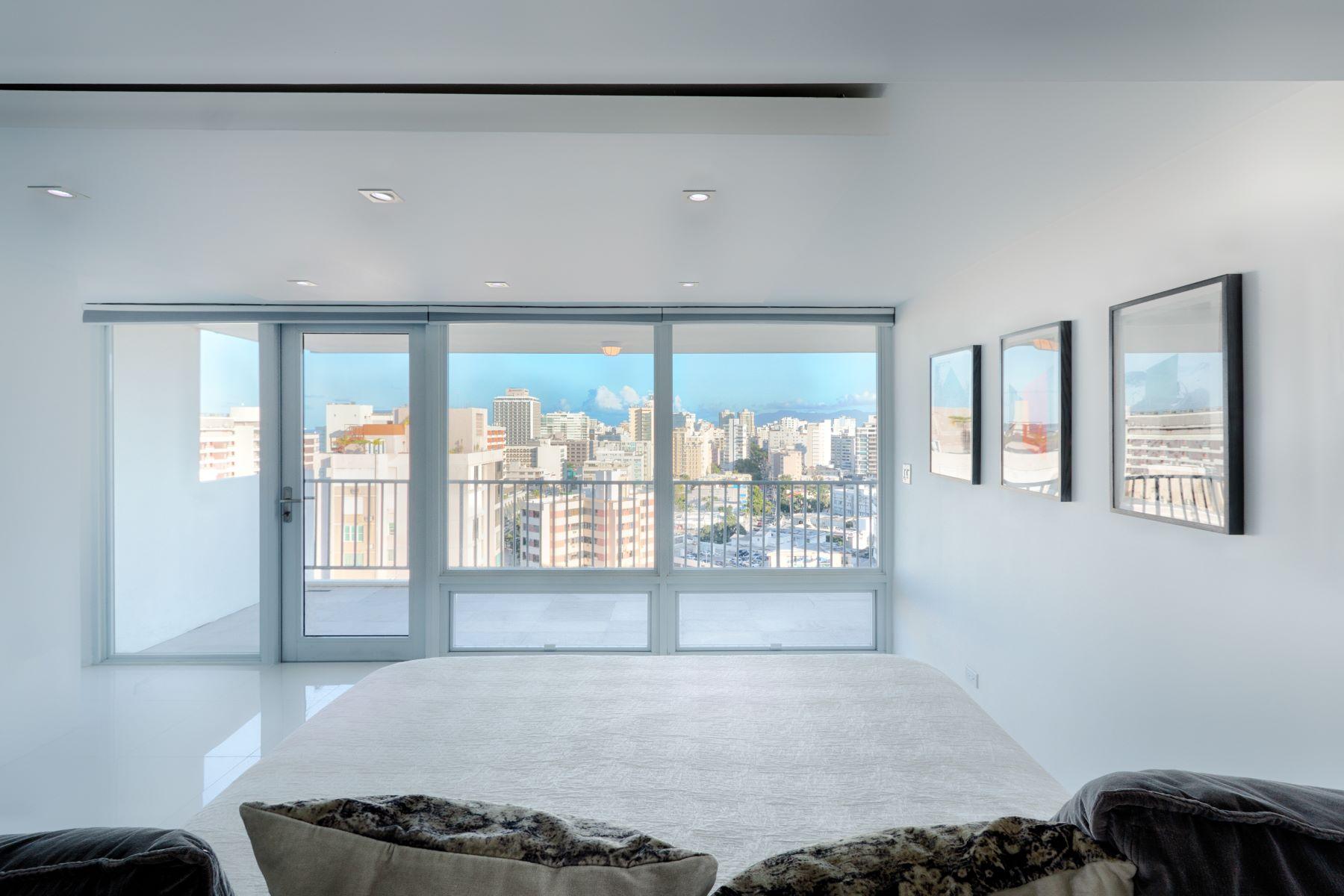 Additional photo for property listing at Trendy High-Rise Metropolitan Living 6 Joffre Street, Apt. 11C San Juan, 00907 Puerto Rico
