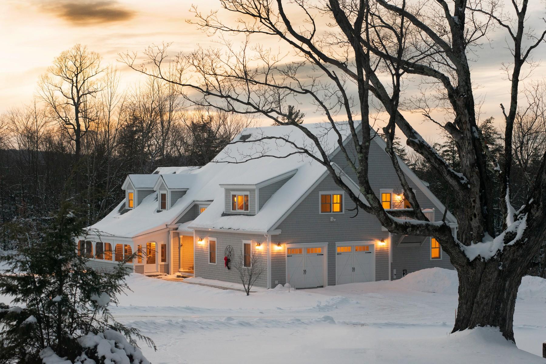 Single Family Home for Sale at 778 Pratt Road, Cambridge 778 Pratt Rd Cambridge, Vermont 05464 United States