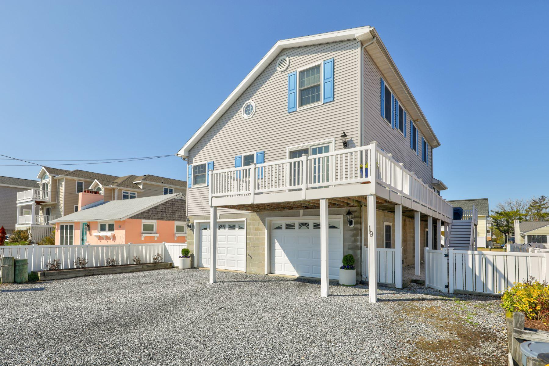 Single Family Homes for Sale at 19 W South Carolina Avenue Fenwick Island, Delaware 19944 United States