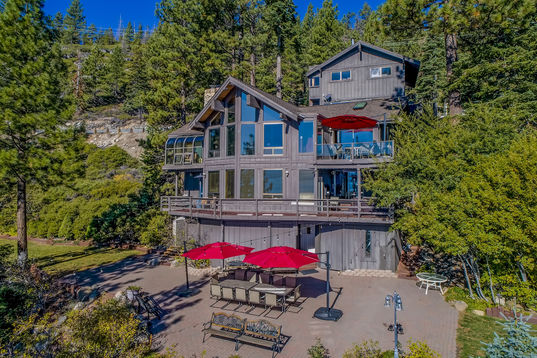 Single Family Home for Active at 453 Lakeshore Blvd., Incline Village, Nevada 453 Lakeshore Boulevard Incline Village, Nevada 89451 United States