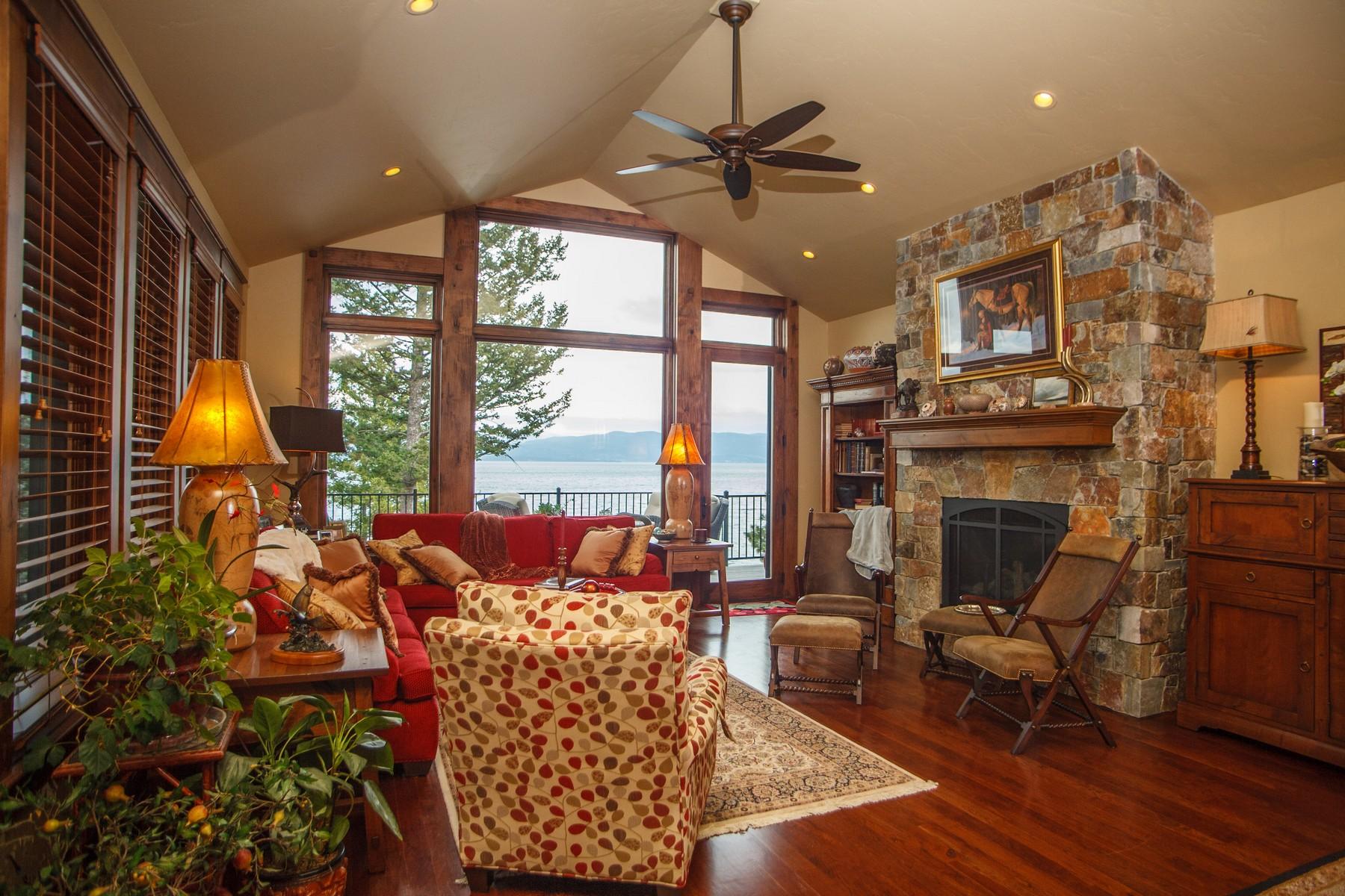 townhouses для того Продажа на Lakeside, Монтана 59922 Соединенные Штаты