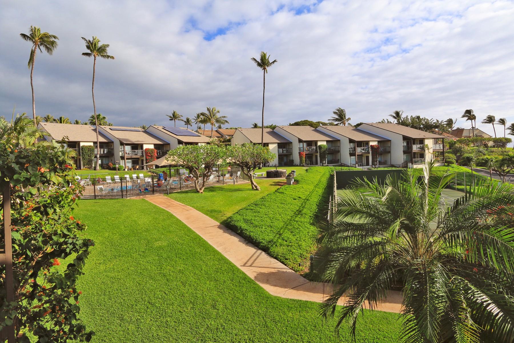 Condomínio para Venda às South Kihei Vacation Rental Winner 2737 South Kihei Road, Hale Kamaole 231 Kihei, Havaí, 96753 Estados Unidos