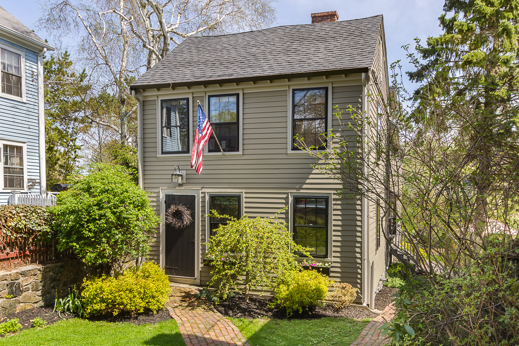 Single Family Home for Active at Quintessential Marblehead! 18 Stacey Street Marblehead, Massachusetts 01945 United States
