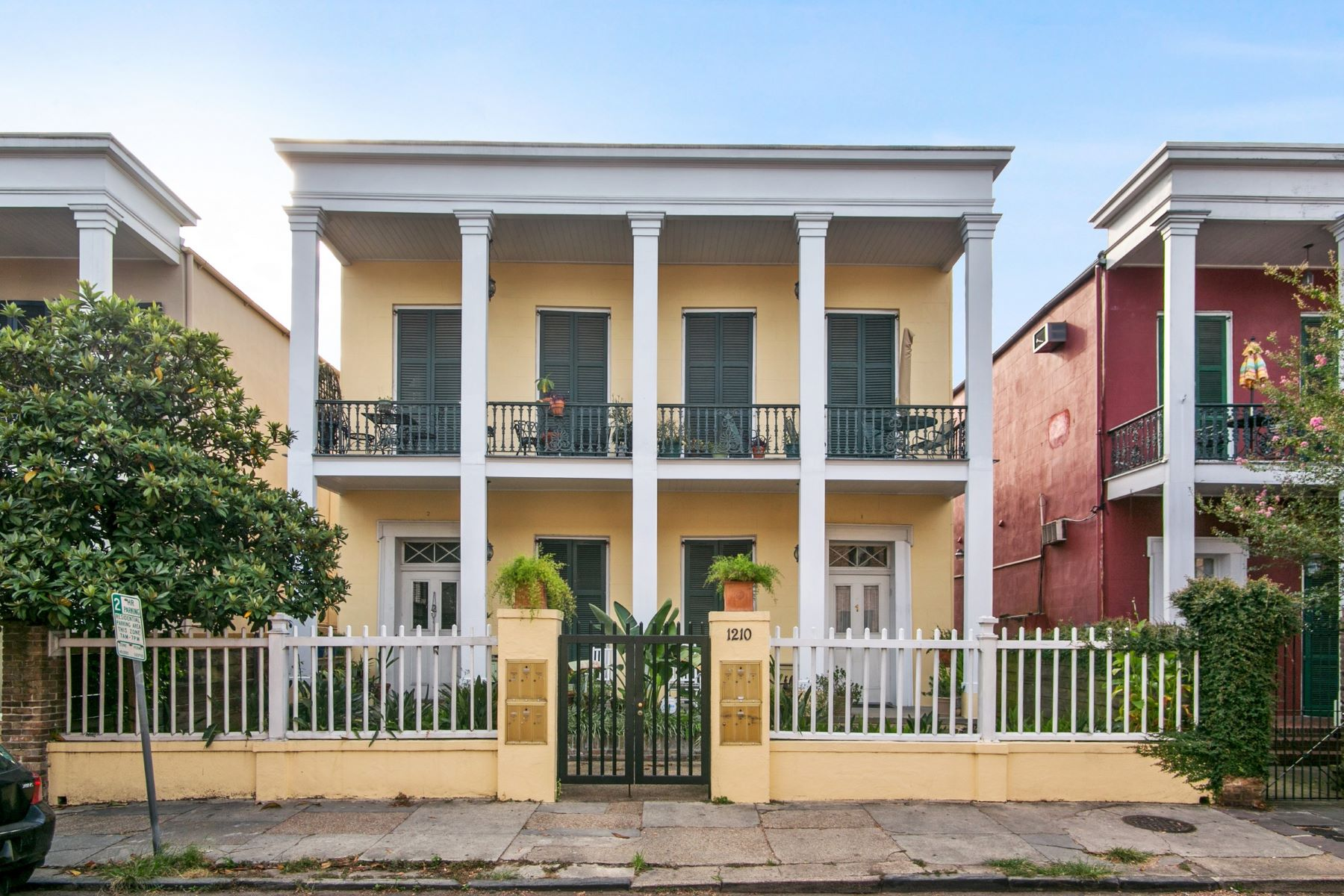 Condominiums for Active at 1210 Chartres Street, #4 1210 Chartres St # 4 New Orleans, Louisiana 70116 United States