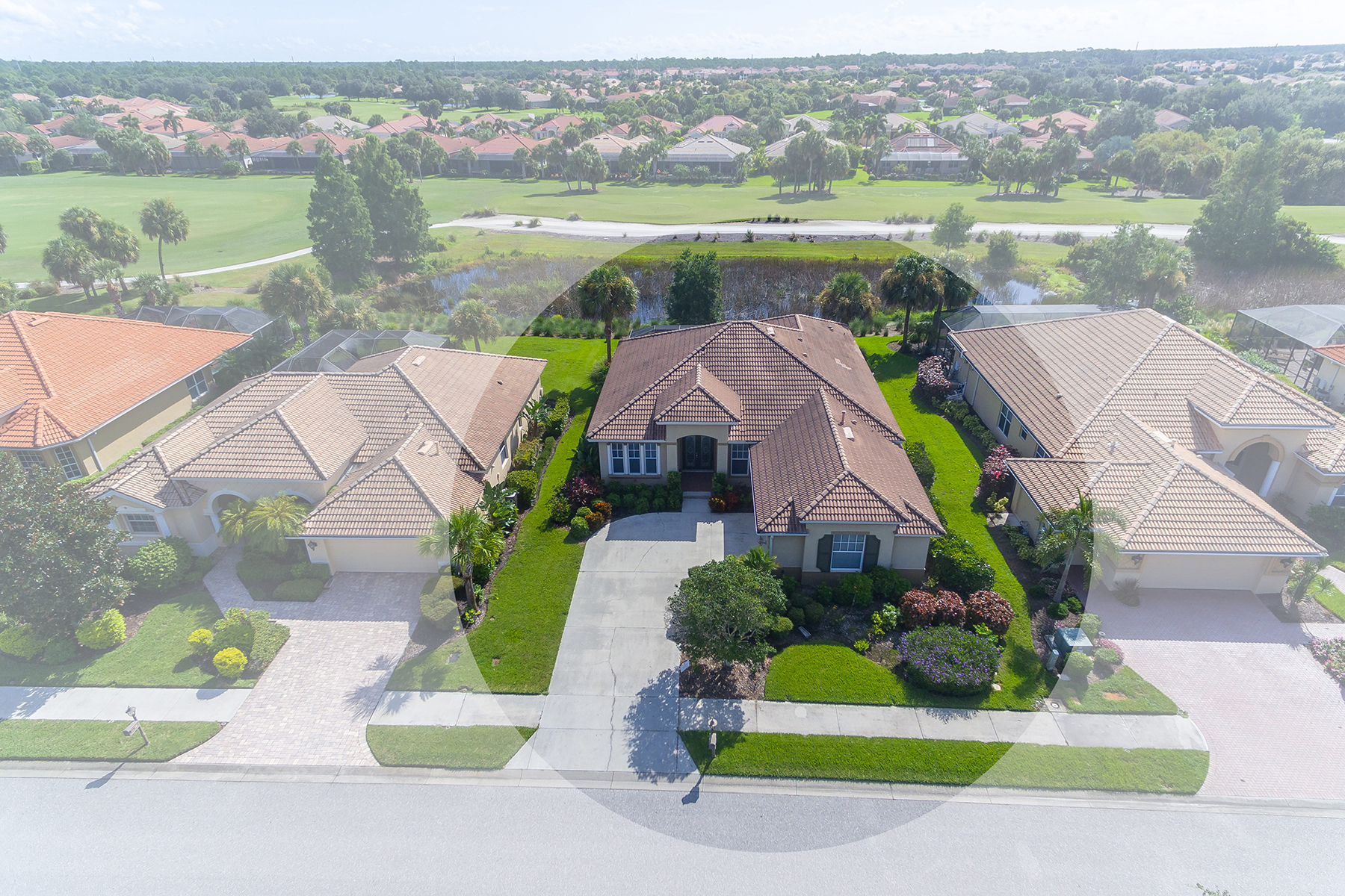 Single Family Homes for Sale at VENETIAN GOLF & RIVER CLUB 114 Montelluna Dr, North Venice, Florida 34275 United States