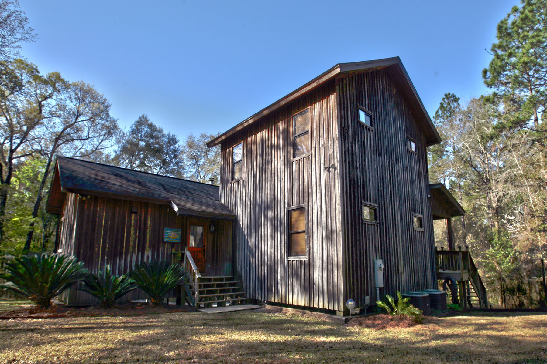 Villa per Vendita alle ore Creek Retreat in Baker County, GA 2454 Fish Camp Road Newton, Georgia 39870 Stati Uniti