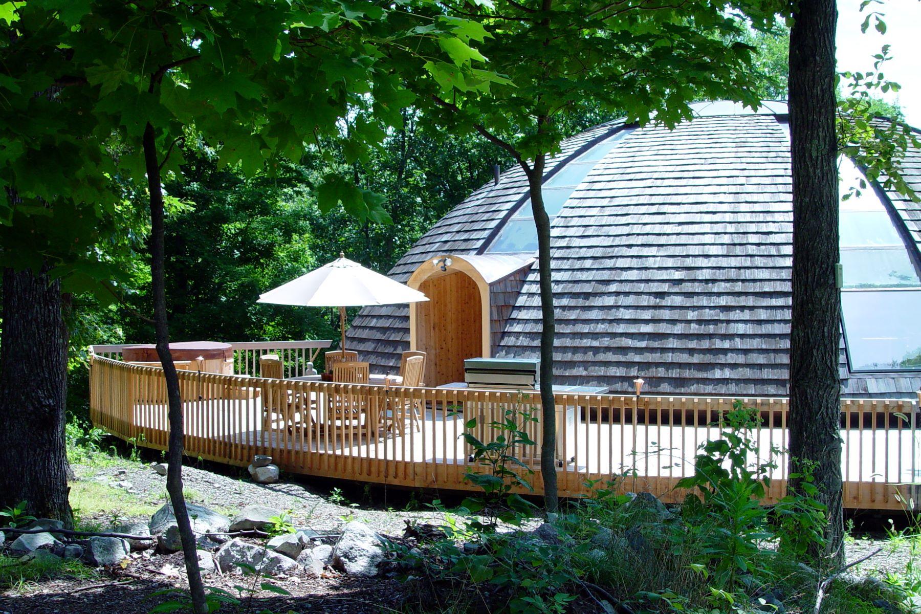 Single Family Homes 為 出售 在 New Paltz, 纽约 12561 美國