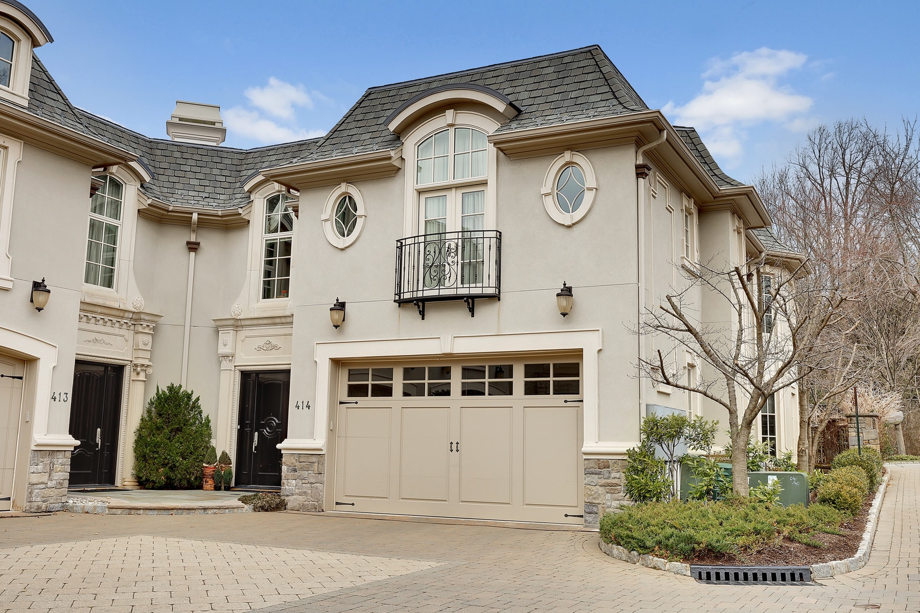 townhouses pour l Vente à 414 Bellaire Drive, Demarest, New Jersey 07627 États-Unis
