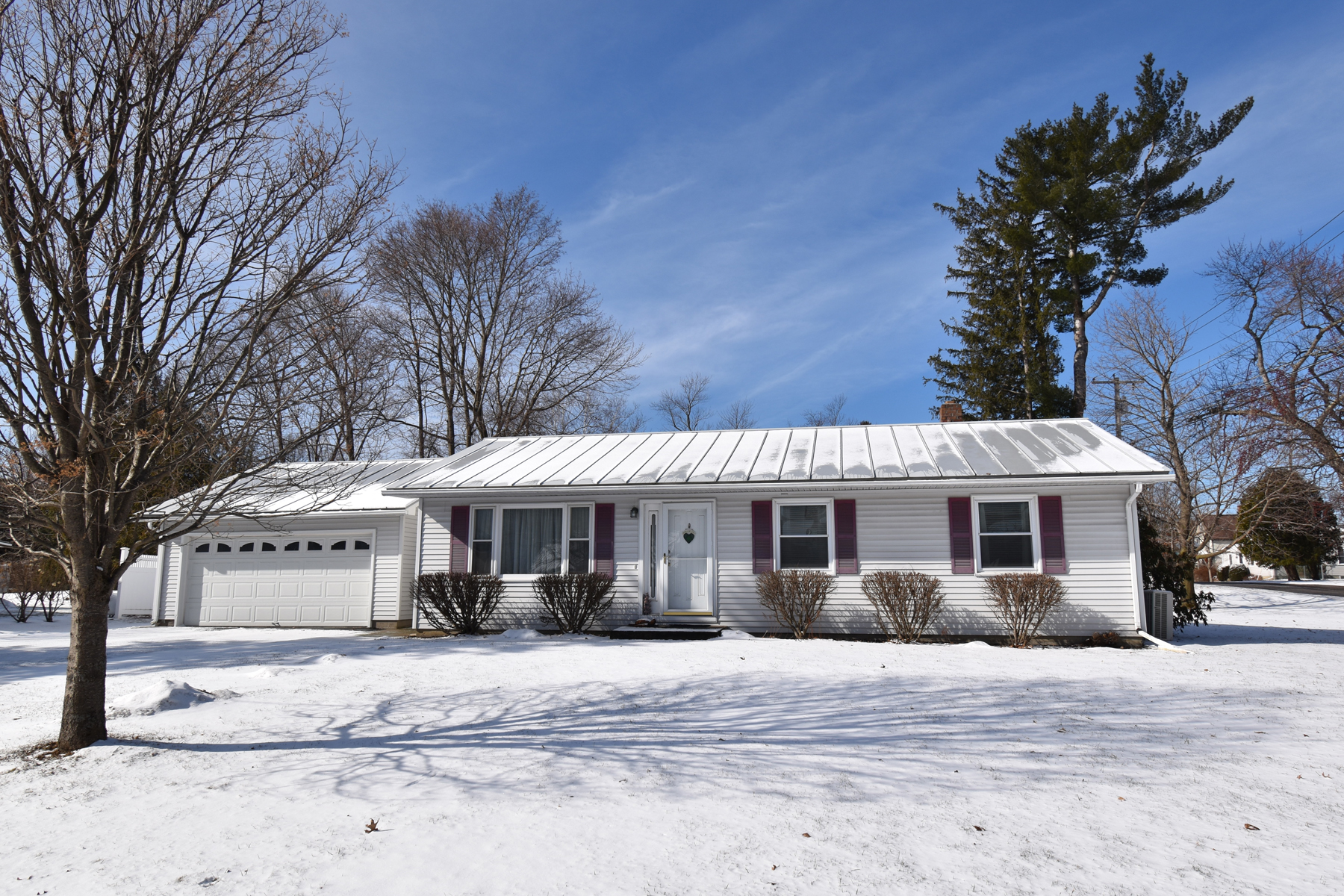 Single Family Homes for Sale at Northeast Section Ranch 11 Thomas Street Rutland, Vermont 05701 United States
