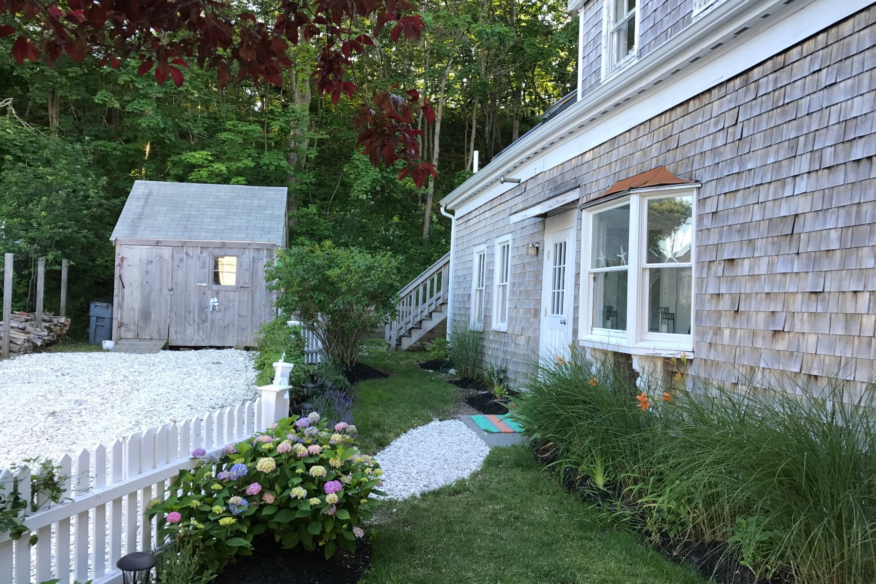 Multi-Family Home for Active at Two Family Antique 16 Alden Street Provincetown, Massachusetts 02657 United States