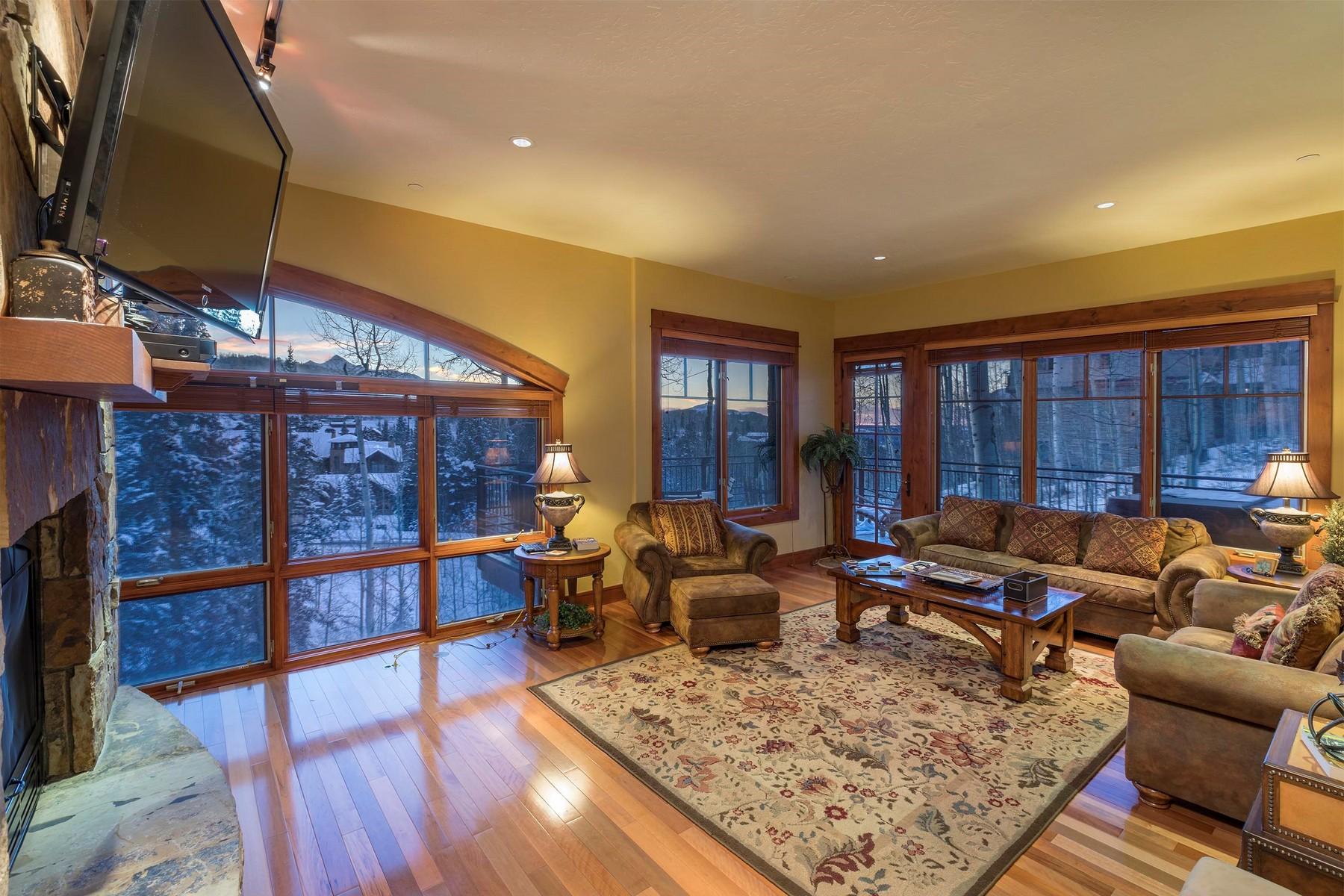 Appartement en copropriété pour l à vendre à Tramontana 2 95 Aspen Ridge Drive, Unit 2, Mountain Village, Colorado, 81435 États-Unis