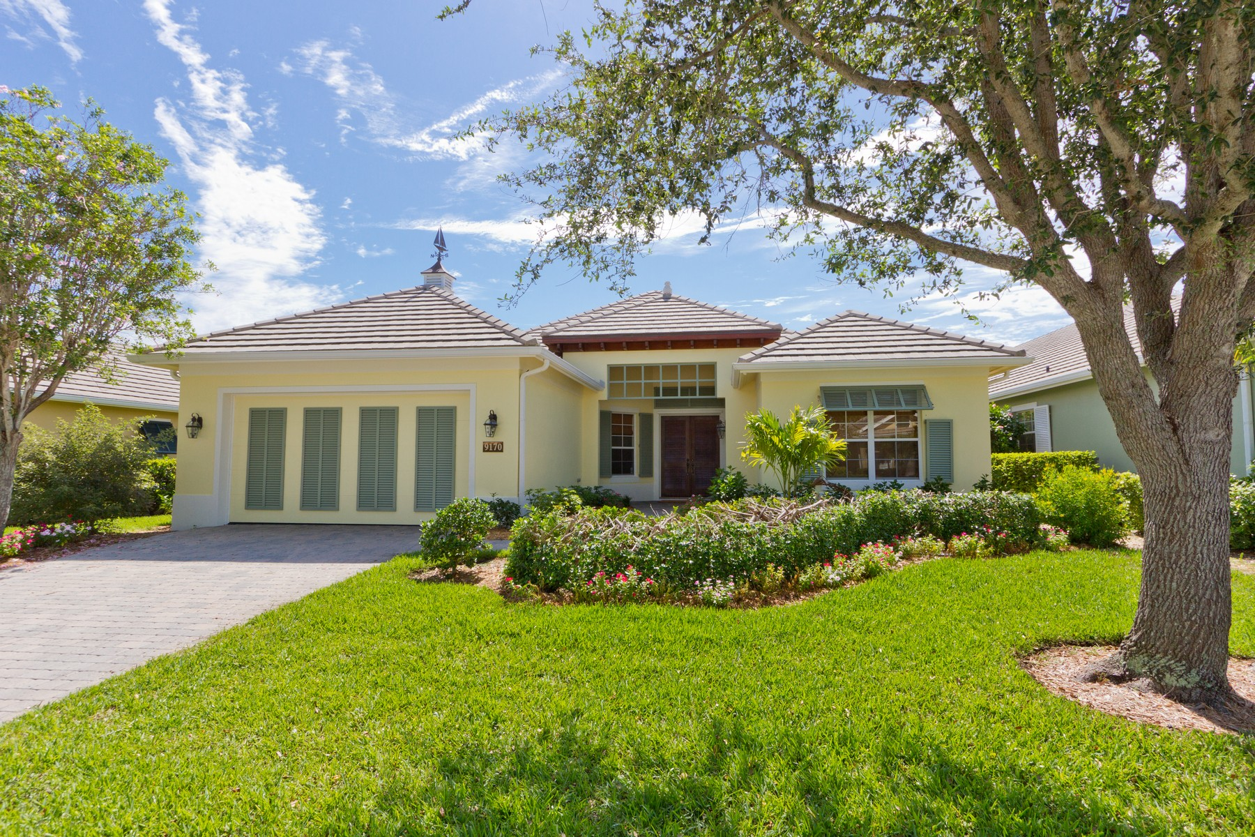 Property for Sale at West Indies Lakefront Beauty 9170 Seasons Terrace Vero Beach, Florida 32963 United States