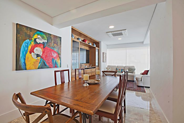 Beautiful Apartment with a Gourmet Terrace near Ibirapuera Park