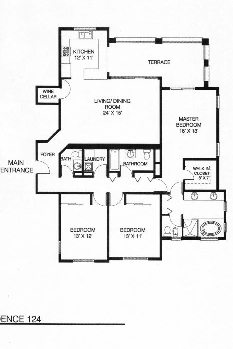 Residence 124 at 238 Candelero Drive