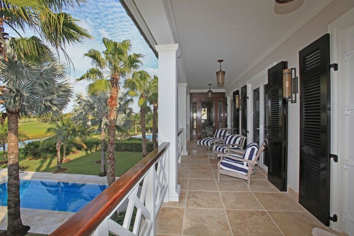 Veranda, Ocean Club Estates