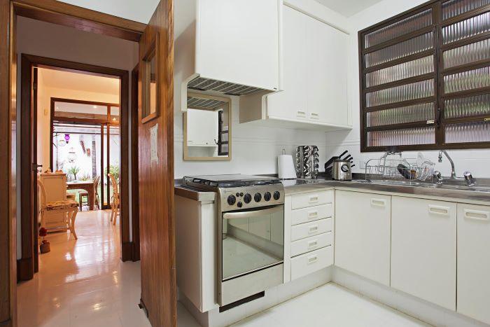 House in a Gated Condominium at Jardim Paulistano Neighborhood