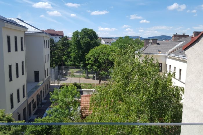 3 bed flat in Viennese Palais