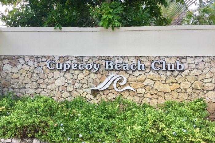Cupecoy Beach Club