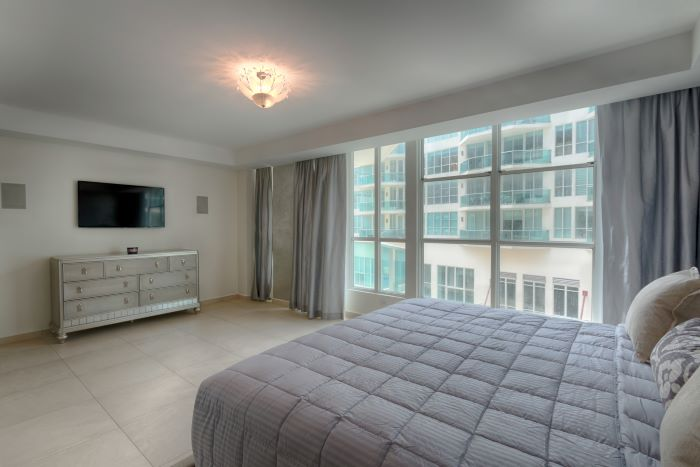 Exciting Sixth Floor Residence with Private Pool at Bahia Plaza