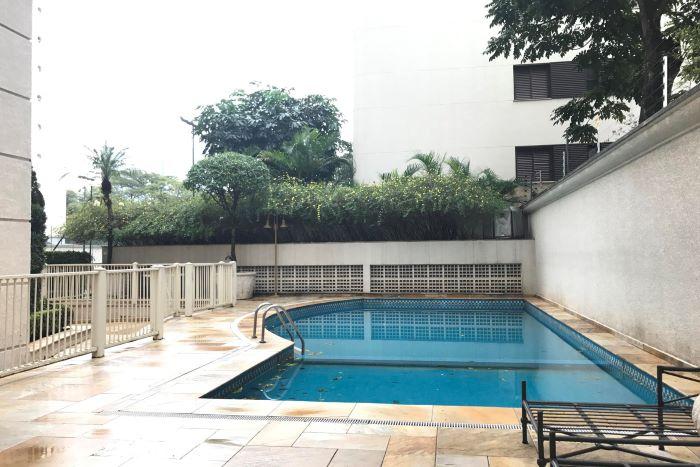 Apartment with a View to Parque do Povo