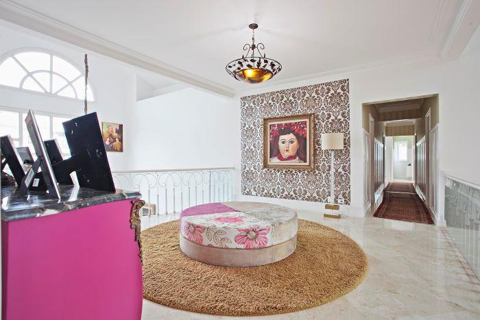 House at an Exclusive Condominium