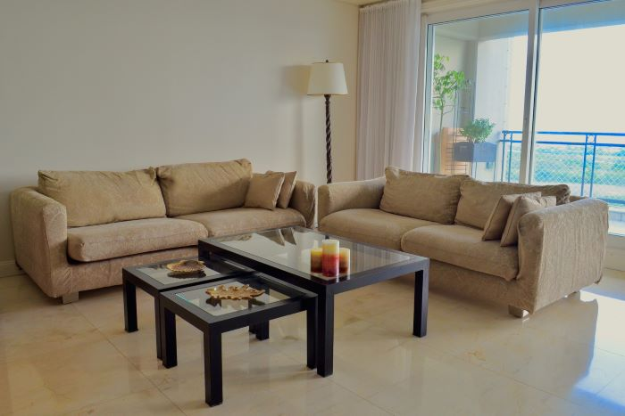 Excellent 2 bedroom apartment in Chateau Puerto Madero