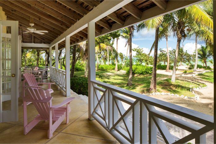 Driftwood House on Kamalame Cay