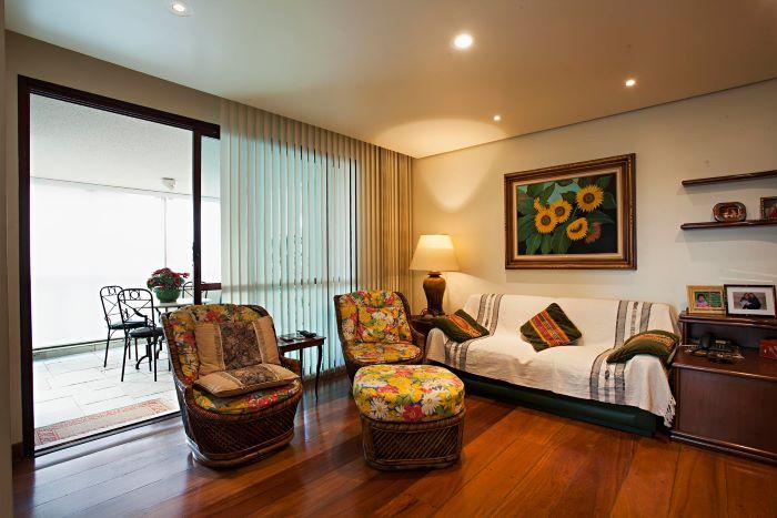 Apartment near Pinheiros Club