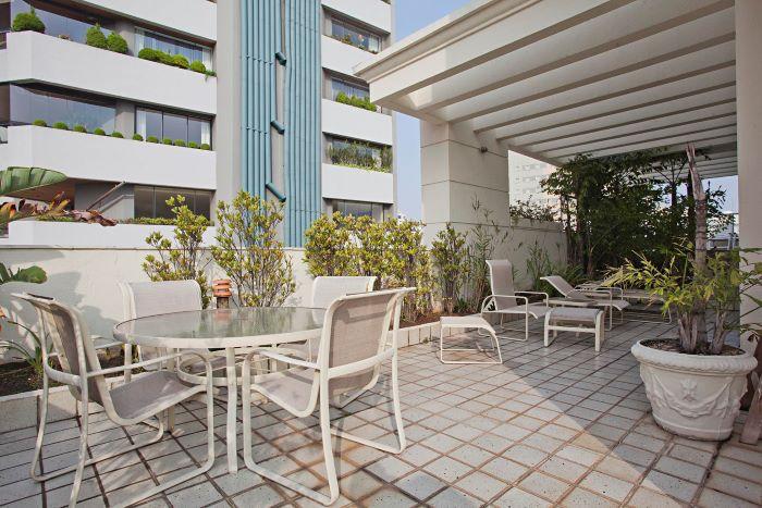 Triplex Penthouse at Jardim América Neighborhood