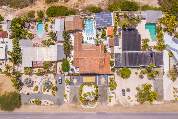Malmok Paradise Villa