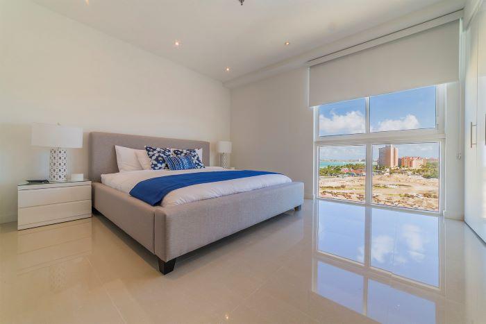 Blue Penthouse