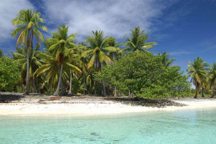 Tuamotu private island