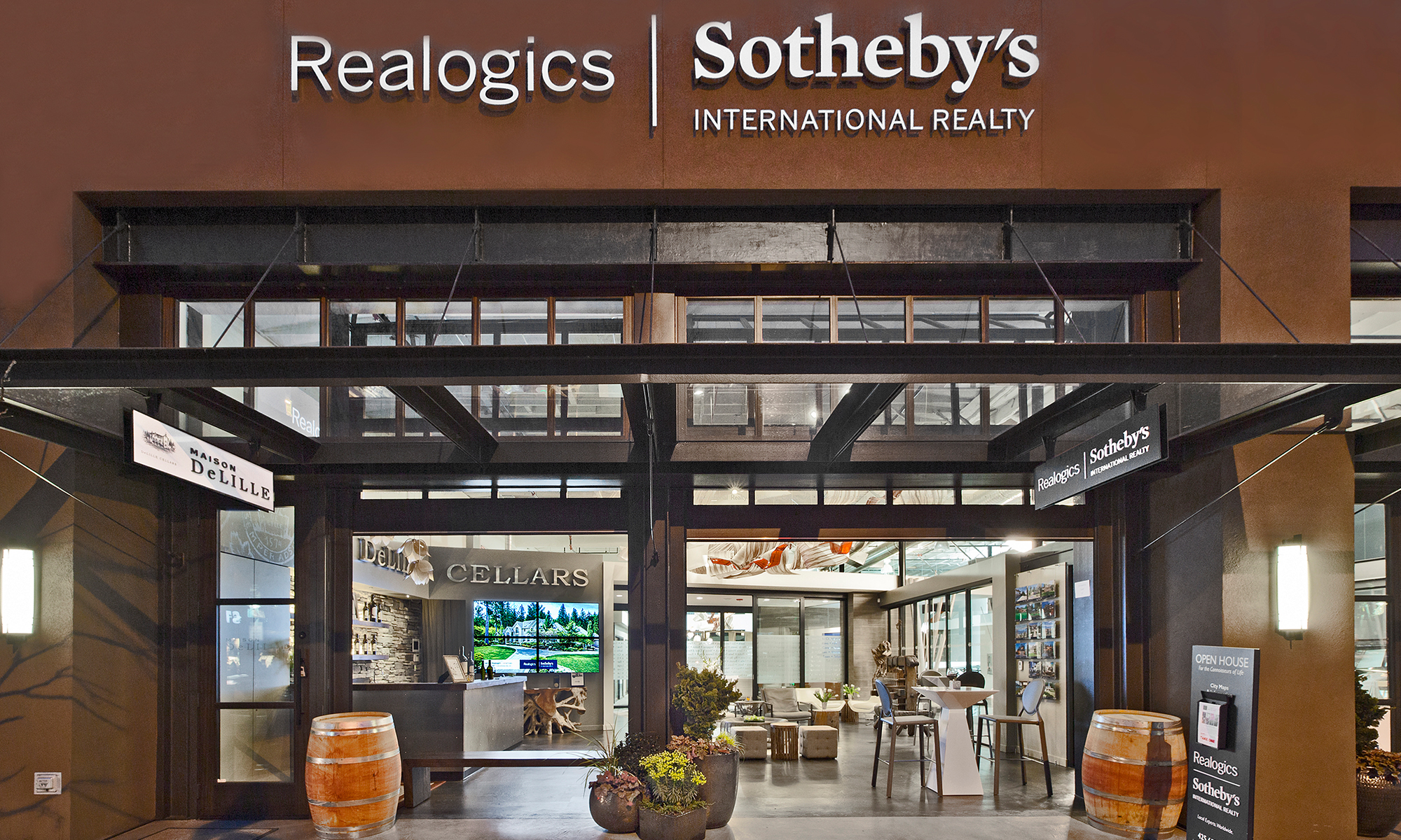 Office Realogics Sotheby's International Realty Photo